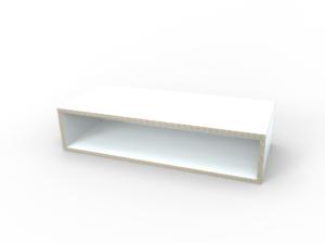 Mittel-Modul aus Holz von pure position