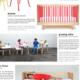 Auschnitt vom Ait-Magazin mit Artikeln über Möbel und einem Artikel über growing table mit Bild